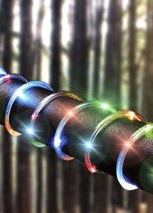 Дюралайт KOC-DL-2W13-RGB-6M 13мм, разноц., 6м, шнур в комплекте, фиксинг(2W), IP44 Космос