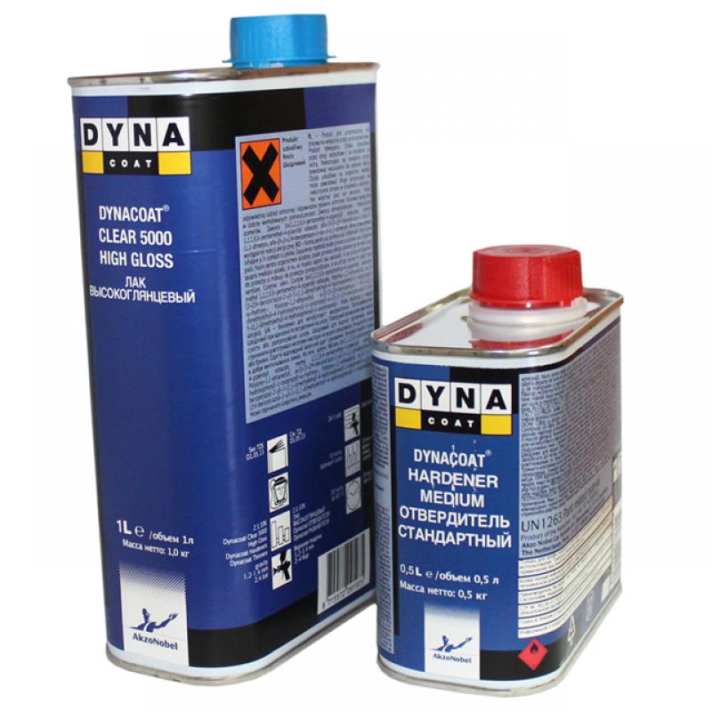 Dynacoat Clear 5000 HS Высокоглянцевый 1 л