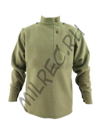 Рубаха походная для нижних чинов пехоты образца 1911 года (под заказ)
