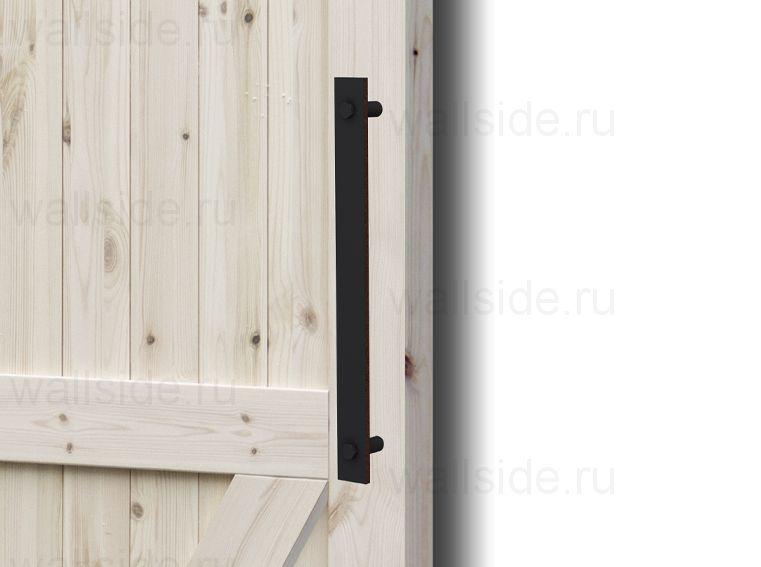 Дверная металлическая ручка Roc Design 337-161