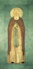 Икона Авраамий Ростовский преподобный