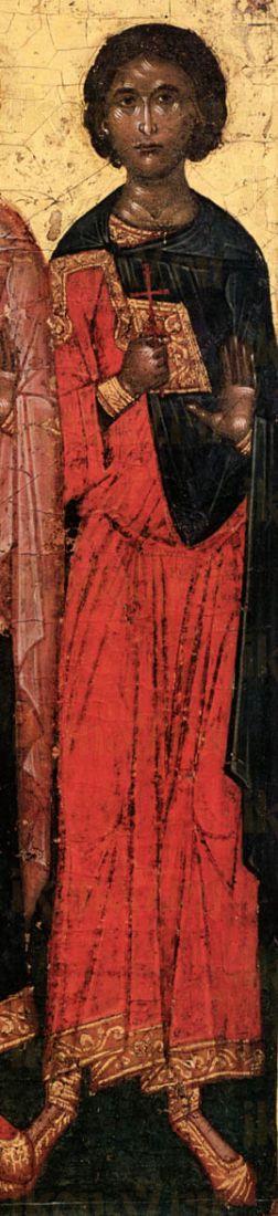 Икона Акила Трапезундский мученик