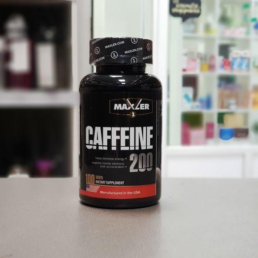 Maxler - Caffeine (100 таб)