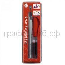 Ручка перьевая Pilot Parallel Pen 1,5 мм для каллиграфического письма FP3-15-SS