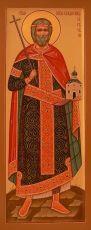 Икона Владислав Сербский благоверный князь