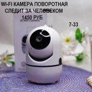 Wi-fi Поворотная камера 360EyeS V13