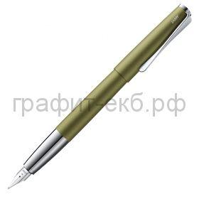 Ручка перьевая Lamy Studio оливковый F 066