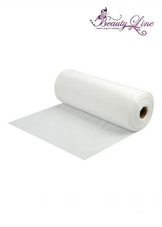 Салфетки одноразовые белые, СПАНЛЕЙС, Размер -  30/40, Плотность - 50; --- 100 штук