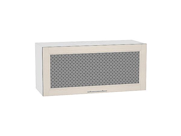 Шкаф верхний Сканди ВГ800 со стеклом Cappuccino Softwood