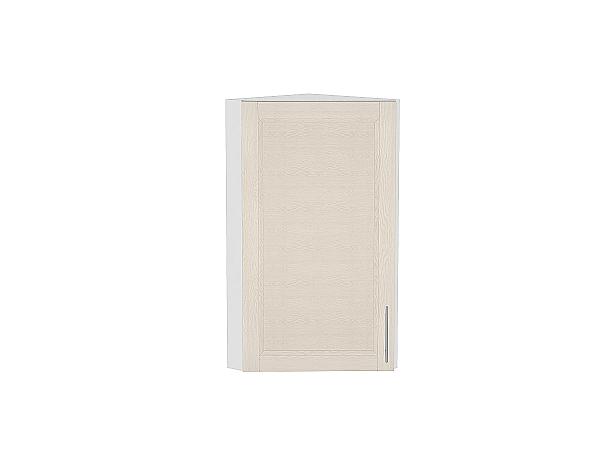 Шкаф верхний торцевой Сканди ВТ224H Cappuccino Softwood
