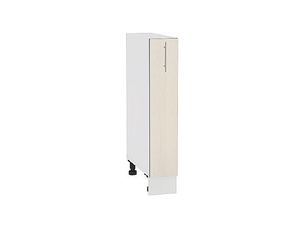 Шкаф нижний бутылочница Сканди НБ150 Cappuccino Softwood