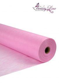 Простыни одноразовые - 70/200, плотность - 17; --- 100 шт. Цвет Розовый