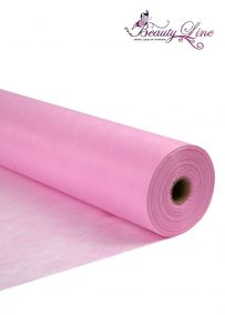 Простыни одноразовые - 70/200, плотность - 25; --- 100 шт. Цвет Розовый