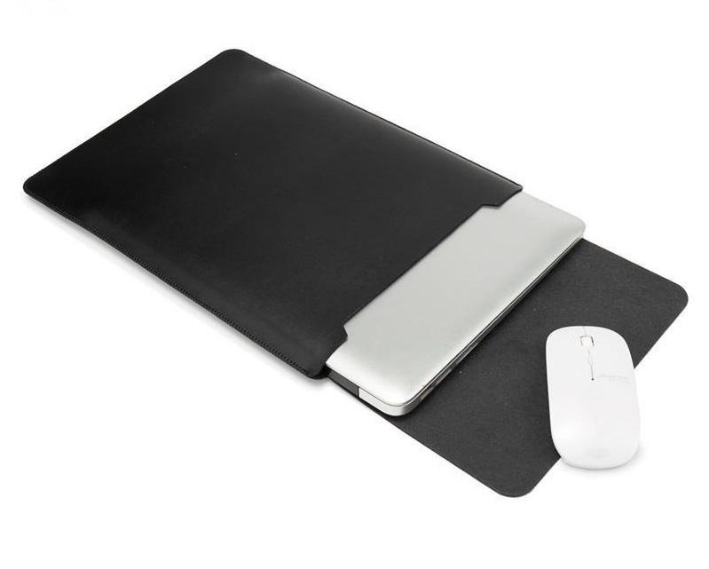 """Чехол-конверт для ультрабука 13.3"""" (кожзам) вертикальный"""
