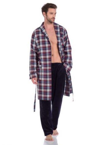 Легкий халат и брюки Premiere №32
