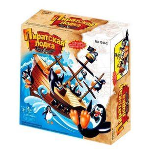"""Настольная игра """"Пиратская лодка"""""""