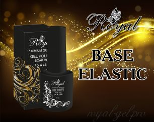 EB База Эластик для гель лака Royal 10 мл