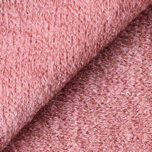 Лоскут трикотажной ткани Пудра Ангора 50х30 см