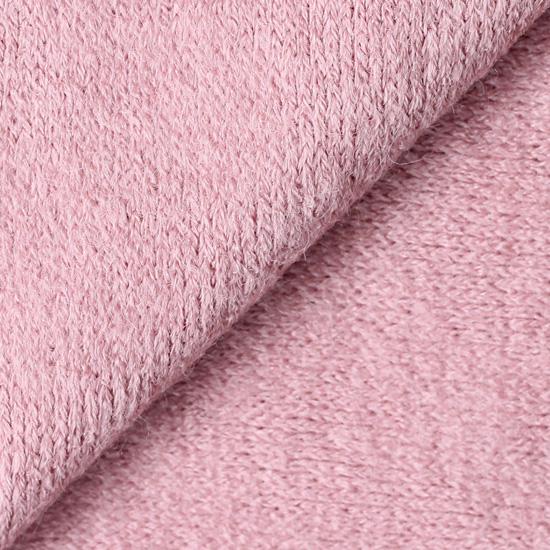 Лоскут трикотажной ткани Пыльная роза Ангора 50х30 см