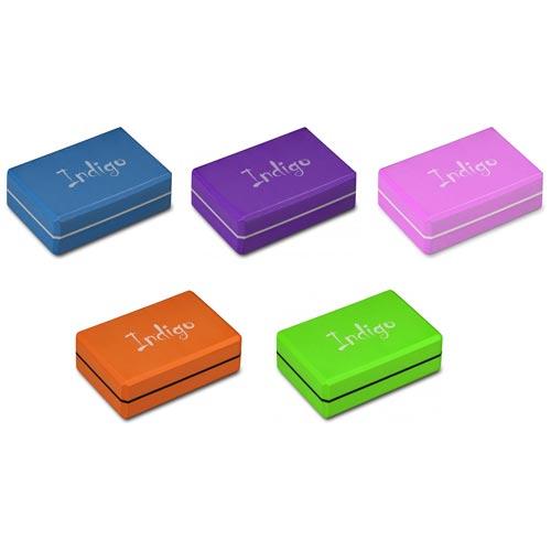 Блок для йоги INDIGO 6011 HKYB