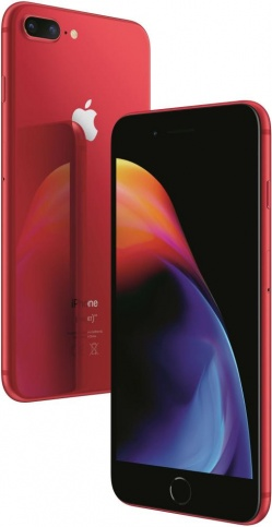 IPhone 8 Plus, 256 Гб (Product RED)