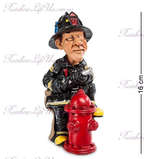 """Статуэтка пожарный всегда готов """"W.Stratford"""""""