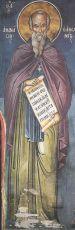 Икона Афанасий Афонский преподобный