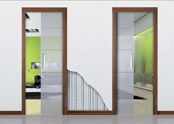 Пенал Open Space Inverso для дверей до 2000мм