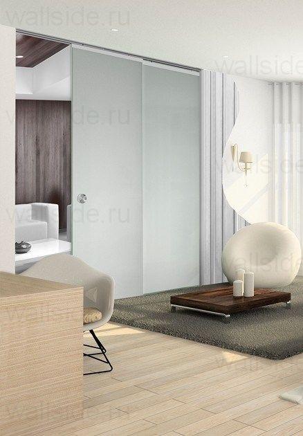 Пенал Open Space Paralelo Glass Plus до 2400 - 2499 мм