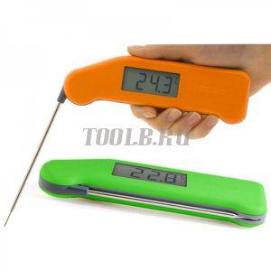 "Термометр TQC Sheen TE0030 с датчиком типа ""игла"""
