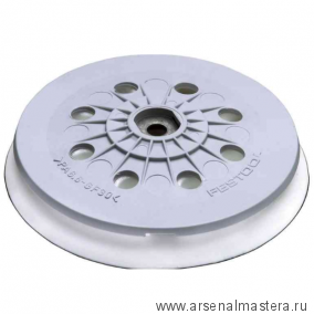 Тарелка шлифовальная FESTOOL Stickfix супермягкая  ST-STF-LEX125/D125/8-M8 SW 492288