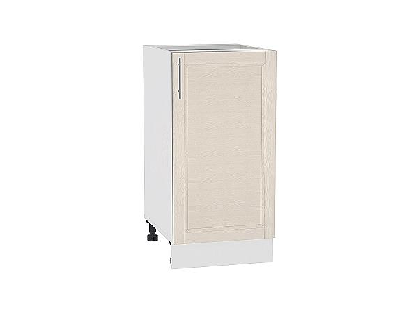 Шкаф нижний Сканди Н400 Cappuccino Softwood