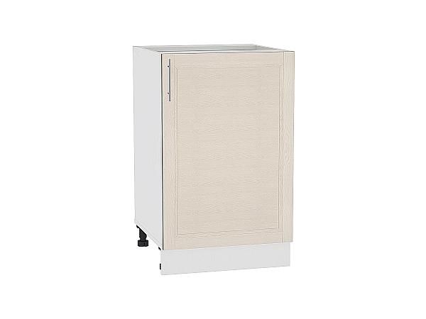 Шкаф нижний Сканди Н500 Cappuccino Softwood