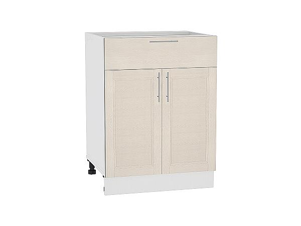 Шкаф нижний Сканди Н601 Cappuccino Softwood