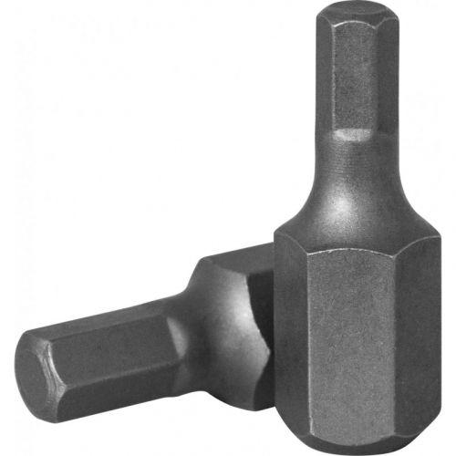 D130H100 Бита 10 мм, шестигранная 10 мм, 30 мм, S2 материал