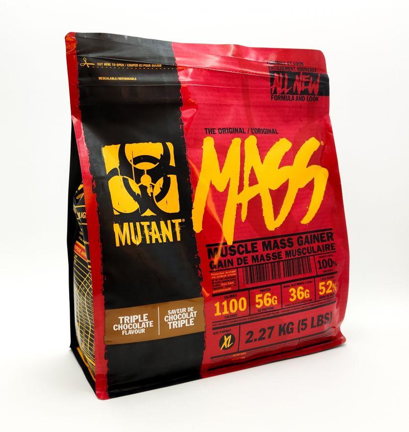 Гейнер Mutant MASS 2,27 кг