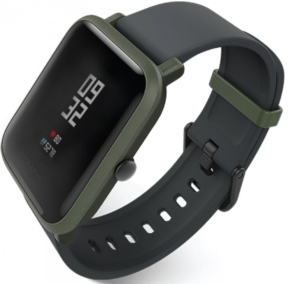 Умные часы Xiaomi Huami Amazfit Bip Green (International Version)