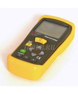 TQC Sheen TE1000 цифровой термометр с датчиком тип К