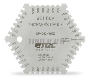 Гребенка для измерения толщины мокрого слоя TQC Sheen SP4010