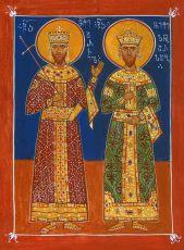 Икона Цари Арчил и Луарсаб