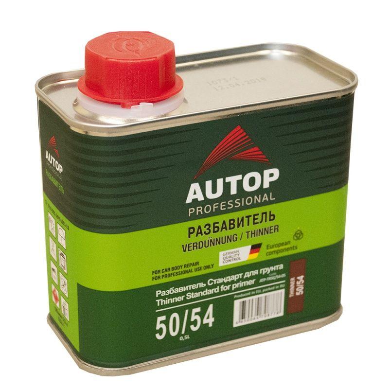 Autop Tinner Standart 50/54 Разбавитель стандартный, для грунта, объем 500мл.