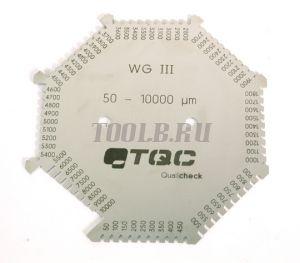 Гребенка для измерения толщины мокрого слоя TQC Sheen SP4020