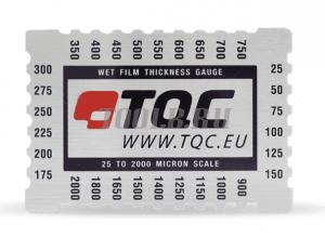 Гребенка для измерения толщины мокрого слоя TQC Sheen LD2030