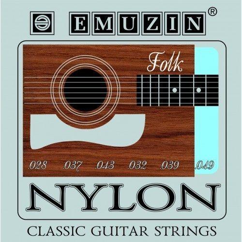 EMUZIN 6С361 Струны для классической гитары