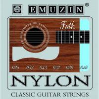 EMUZIN 6С371 Струны для классической гитары