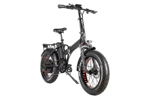 Велогибрид Eltreco MULTIWATT Черный