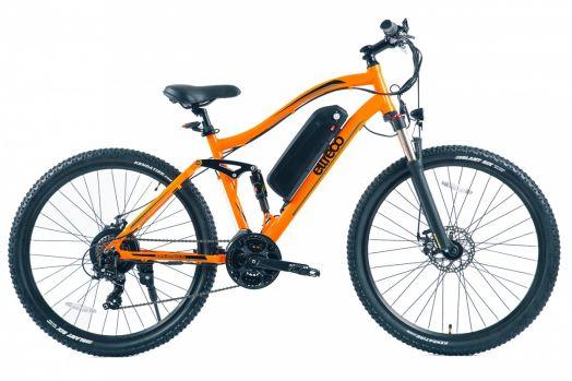 """Велогибрид Eltreco FS 900 26"""" Оранжевый"""
