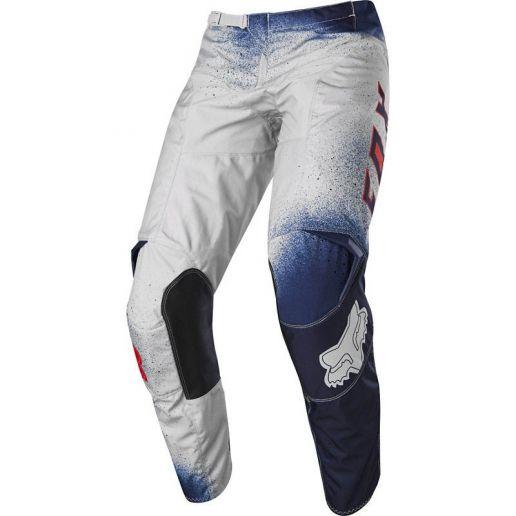 Fox 180 BNKZ Special Edition Youth Grey штаны для мотокросса подростковые, серые
