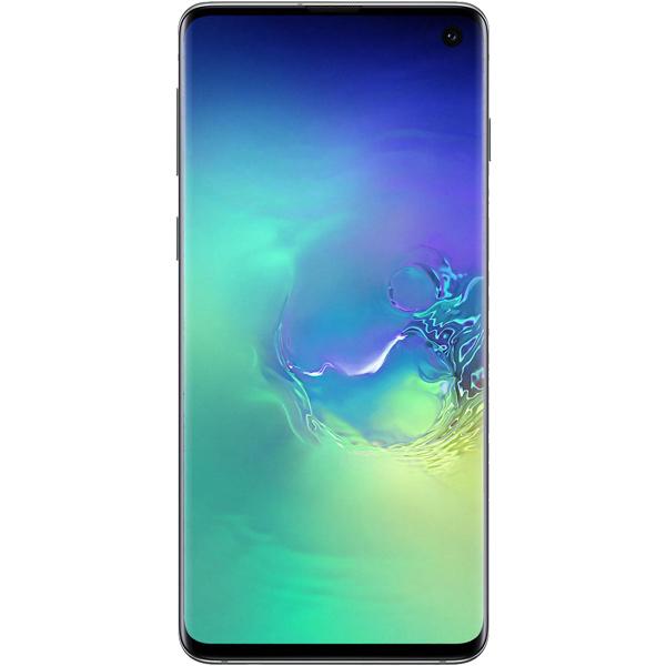 """Samsung Galaxy S10, 6.1"""", 128 ГБ (аквамарин/зеленый)"""