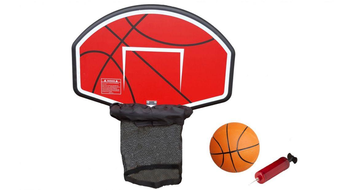 Баскетбольный щит с кольцом Proxima Premium для батутов